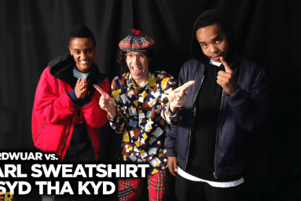 Nardwuar Vs. Earl Sweatshirt & Syd the Kyd