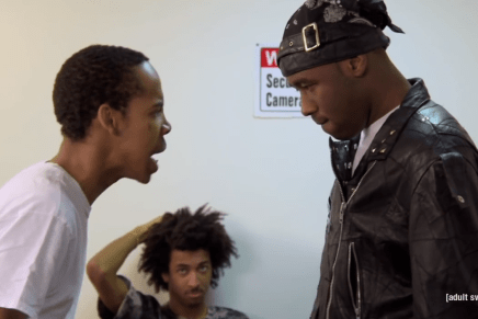 Loiter Squad Beyond Scared Straight Skit
