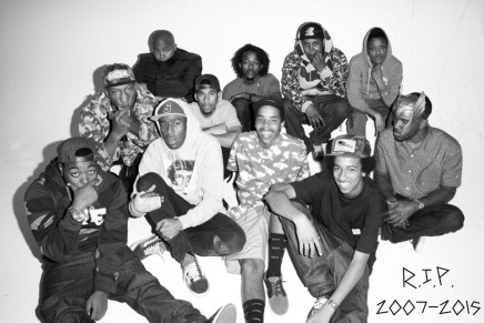 Tyler, the Creator Announces Odd Future Is No More