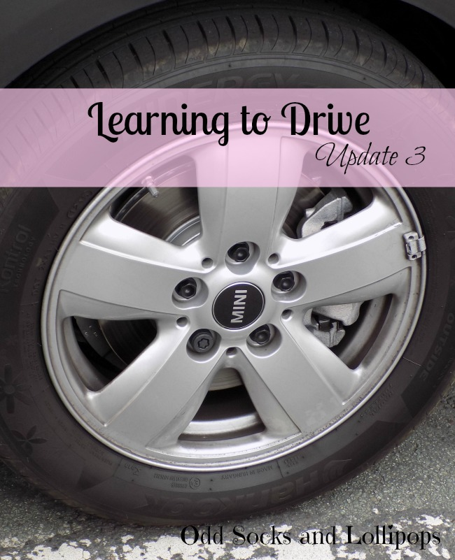 Learning to Drive - update 3 - I had a driving lesson today and realised that it's been a while since I did an update