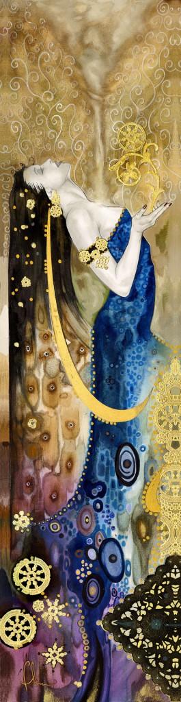 Spirit and Life par l'artiste Tom Fleming
