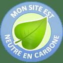Logo zéro carbone