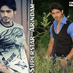 Odia actor arindam