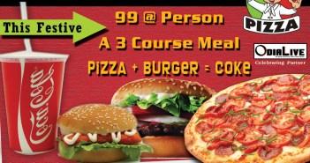 Best Pizza in Cuttack