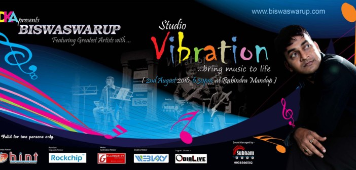 A musical concert with Studio Vibration
