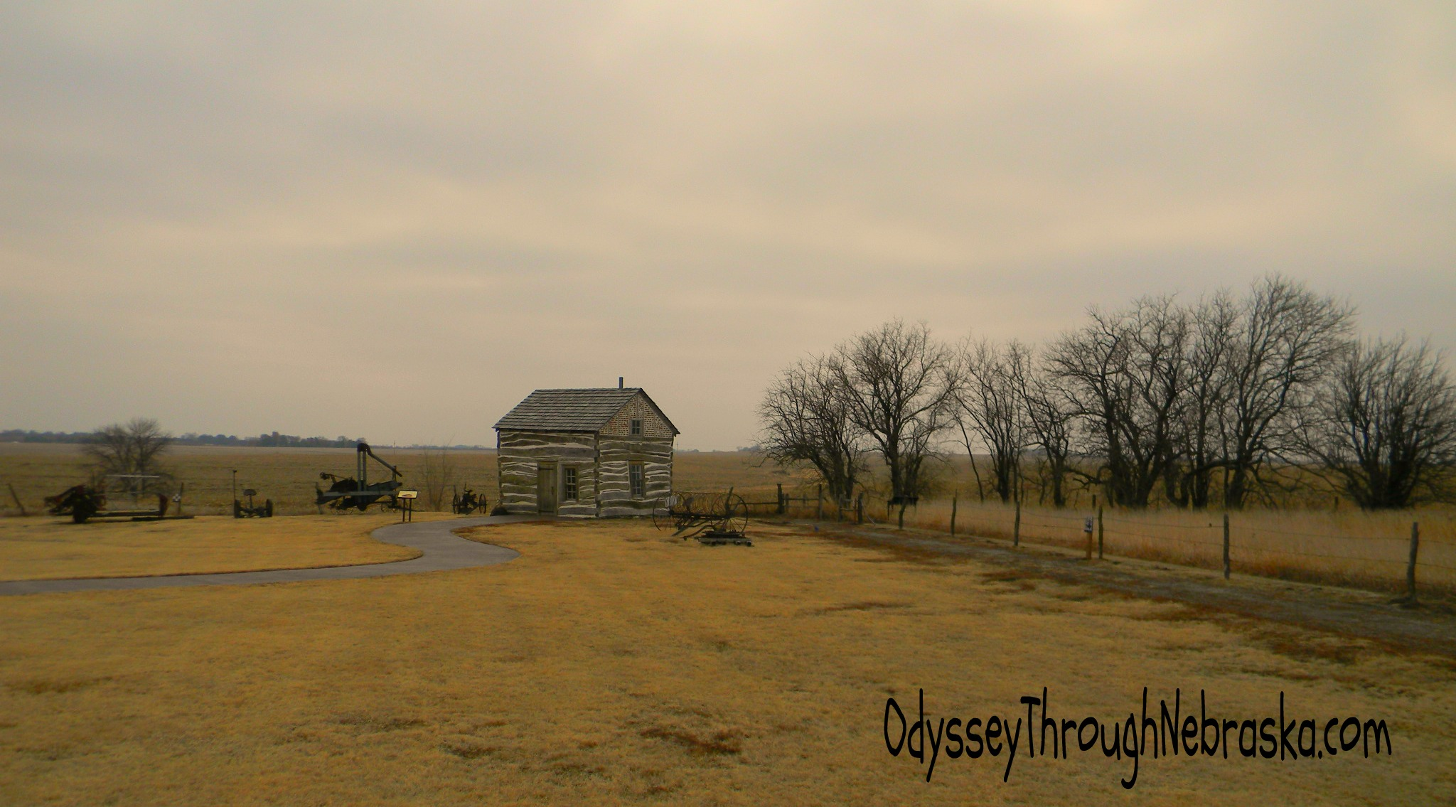 Nebraska Homestead National Monument