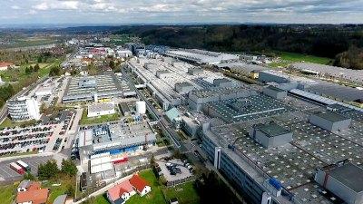 30 neue Prüfstände im BMW-Werk Steyr - ooe.ORF.at