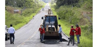 BR-364: com Deracre rodovia dava tráfego o ano todo desde 2011…Com o Dnit, dá problema…