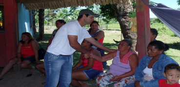 Sena: Prefeitura promove futebol no Purus