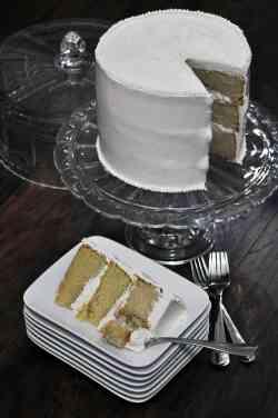 Small Of Italian Wedding Cake