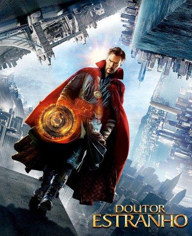 """Poster for the movie """"Doutor Estranho"""""""