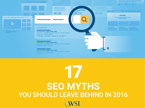 17 SEO Myths You Should Leave Behind In 2016