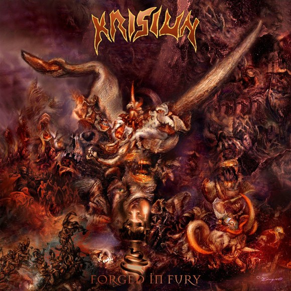 Krisiun – Forged In Fury
