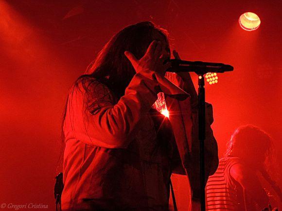 Pain, Turmion Kätilöt & King Satan live in Tampere, Finland 11.24.2016