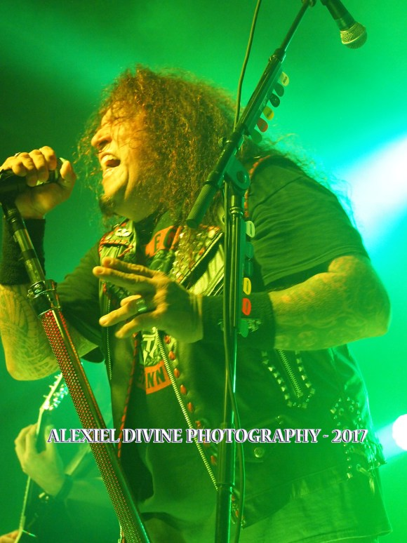 Testament Live in Chicago