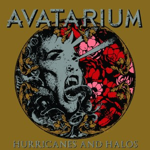 Avatarium - Hurricanes And Halos - Artwork