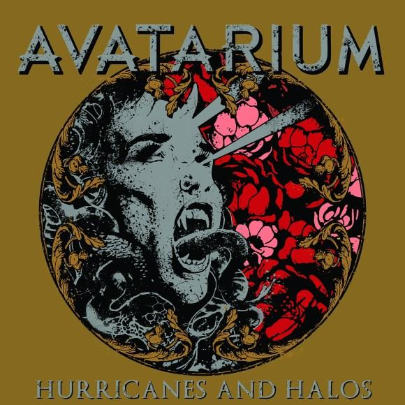 Avatarium - Hurricanes And Halos - Artwork