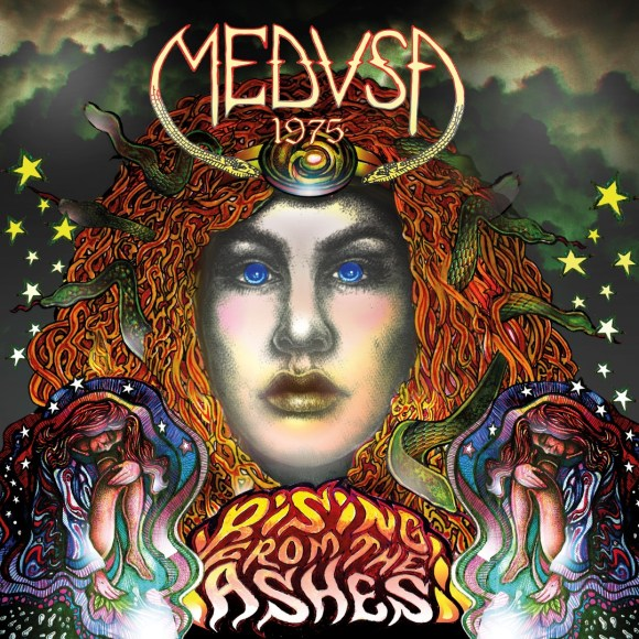 Medusa1975 – Rising From The Ashes