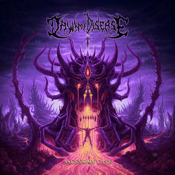 Dawn Of Disease – Ascension Gate