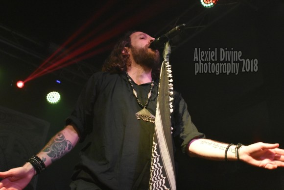 Orphaned Land Live at The Forge in Joliet