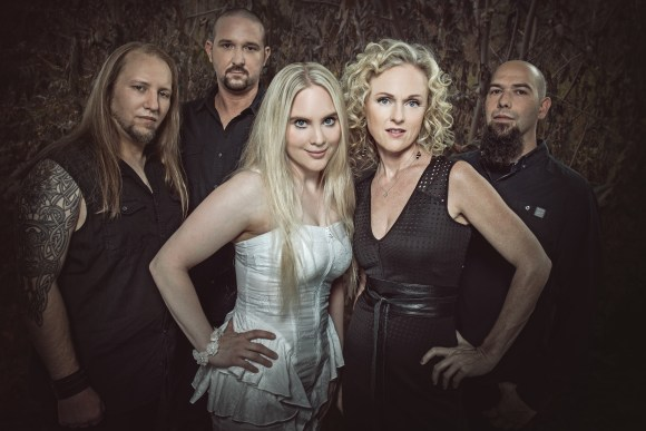 Midnattsol Interview with Liv Kristine & Carmen Elise