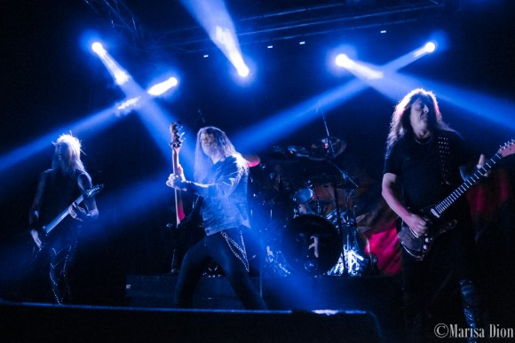 Hammerfall Live at The Forge in Joliet