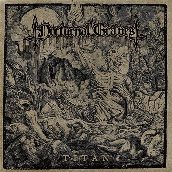 Nocturnal Graves – Titan