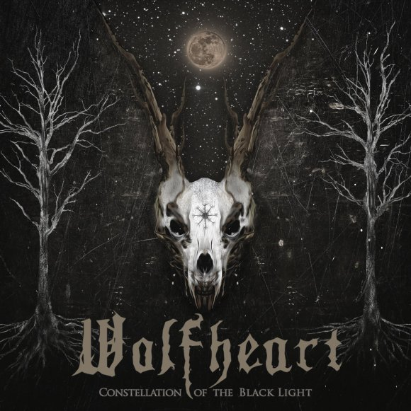 Wolfheart – Constellation Of The Black Light