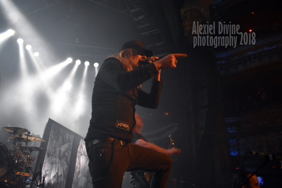 At The Gates Live at House Of Blues in Chicago