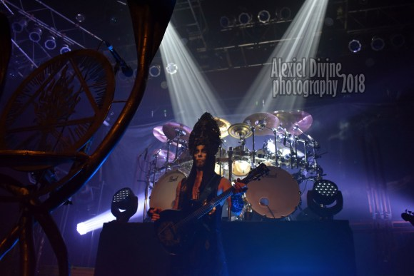 Behemoth Live at House Of Blues in Chicago
