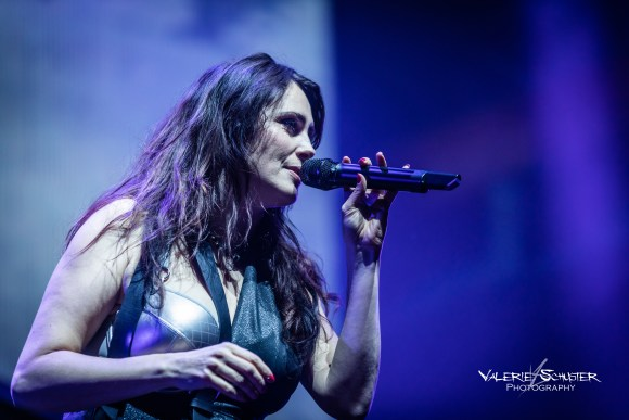 Within Temptation in Munich, 17.12.18