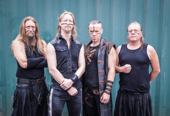 Ensiferum Interview with Sami Hinkka and Petri Lindroos