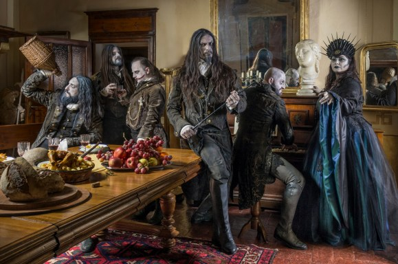Fleshgod Apocalypse Video Interview with Francesco Paoli