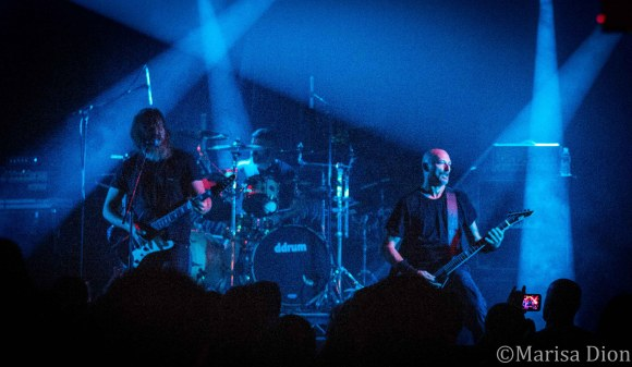 Misery Index Live in Chicago