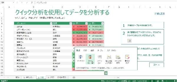 Excel 2013 テンプレート Excelへようこそ