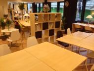 池袋駅東口に新しくオープンしたコワーキングスペース「FOREST」さんに行ってきました。