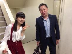 五反田のコワーキングスペース「VACANCY OFFICE」運営者の小山拓さんがコワーキングスペース7Fにいらっしゃいました。