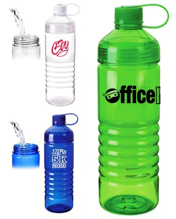 The Save-A-Water Bottle