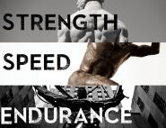 Strength Speed Endurance
