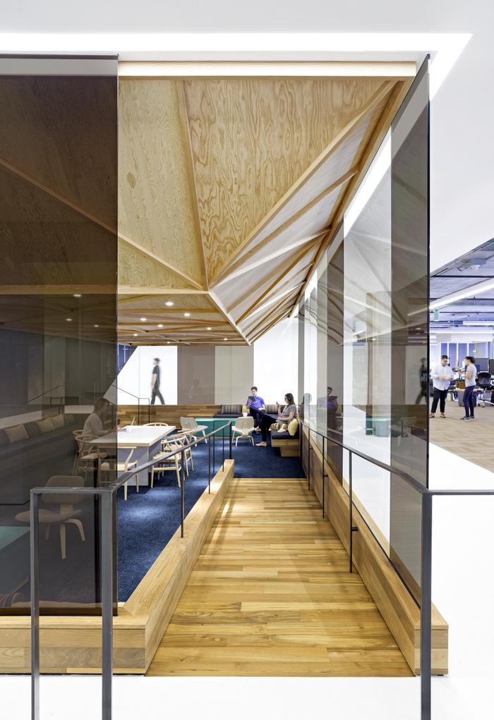 I CiscoMeraki  San Francisco Headquarters 27