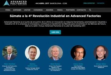 MESbook, ponente principal en la semana europea sobre industria 4.0 de Barcelona