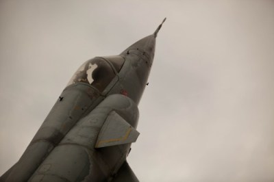 A French Mirage fighter yet: There's no better metaphor for deeper French-German defense cooperation