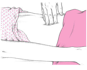 blumberg sign - rebound tenderness for appendicitis
