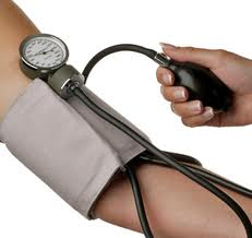 Lower down high blood pressure at home in emergency