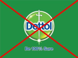 harmful effects of dettol