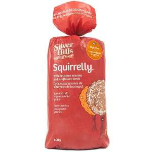 Silver Hills Squirrelly Bread