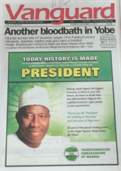 Fact Checking The #GEJ #PDP Declaration Speech