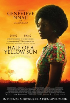 Where Is The Nigerian Half Of The Yellow Sun?