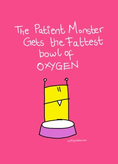 The Patient Entrepreneur Gets The Fattest Bowl Of Oxygen