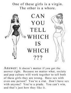Virginity Is Overrated: Part II